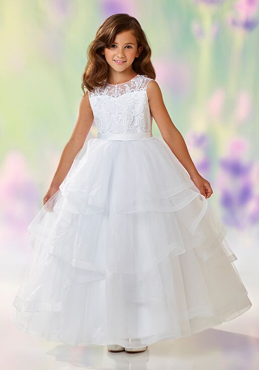 c5433b68ca4 Joan Calabrese by Mon Cheri 118310 Flower Girl Dress - The Knot