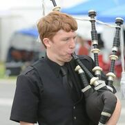 Glendora, CA Bagpipes | Richard Vines