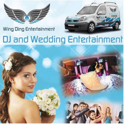 Wing Ding DJ Service