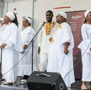 New York City, NY World Music Trio | New York African Chorus  Ensemble Inc.