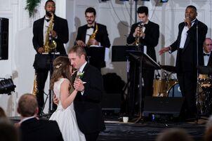 Live wedding bands nyc area