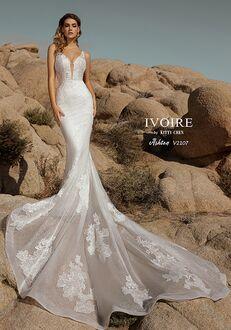 IVOIRE by KITTY CHEN ASHTON,V2107 Sheath Wedding Dress