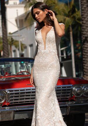 PRONOVIAS LOREN Mermaid Wedding Dress