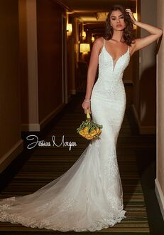 Jessica Morgan DECEMBER, J1969 Mermaid Wedding Dress