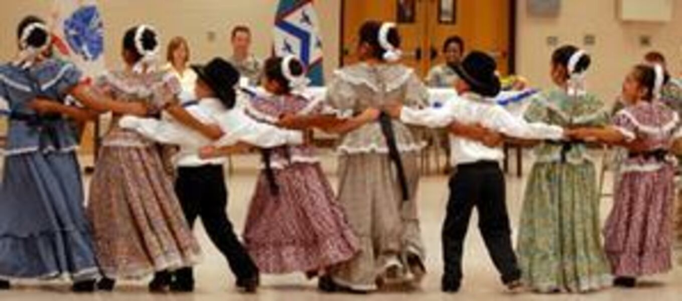 ATOTONILCO YOUTH  DANCERS
