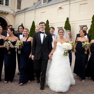 A Traditional Romantic Wedding in Baltimore