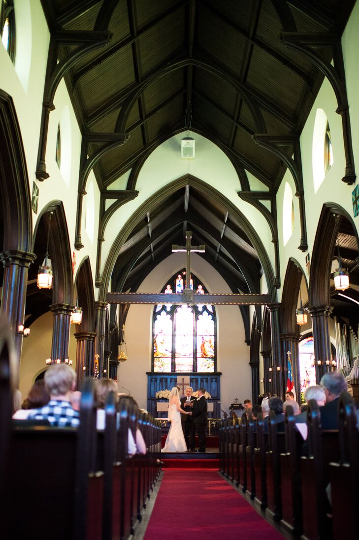St. James Episcopal Church Ceremony