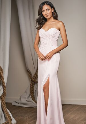 Belsoie Bridesmaids by Jasmine L204002 Sweetheart Bridesmaid Dress