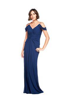 Khloe Jaymes DAKOTA V-Neck Bridesmaid Dress