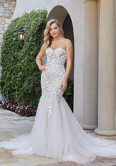 Casablanca Bridal Style 2441 Paisley Mermaid Wedding Dress