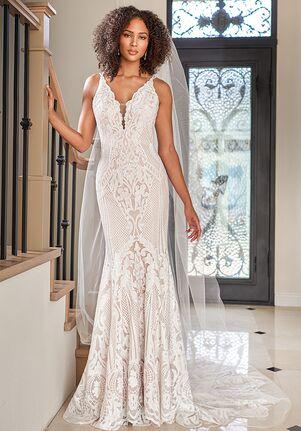 Jasmine Couture T232067 Mermaid Wedding Dress