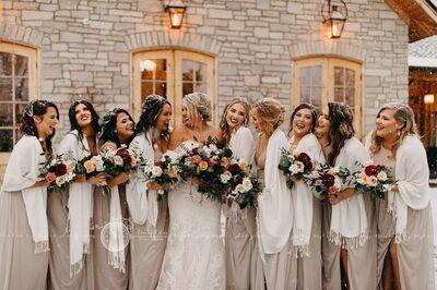 Elizabeth Wolf Professional Bridal Team
