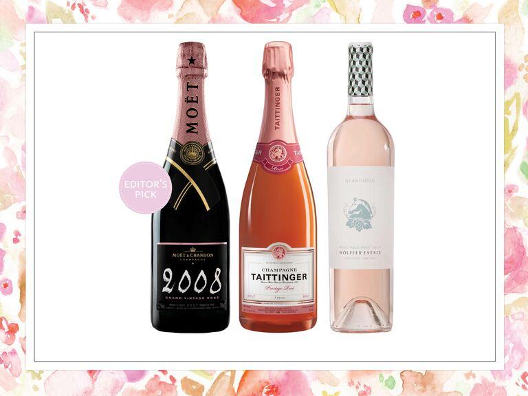 The best splurge-worthy rosé wines