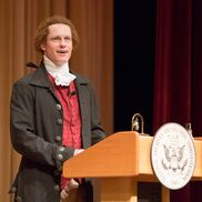 Philadelphia, PA Motivational Speaker | Thomas Jefferson Impersonator/Motivational Speaker