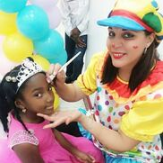 Woodhaven, NY Face Painting | Lulu the Clown Face Painting & NY Party Characters