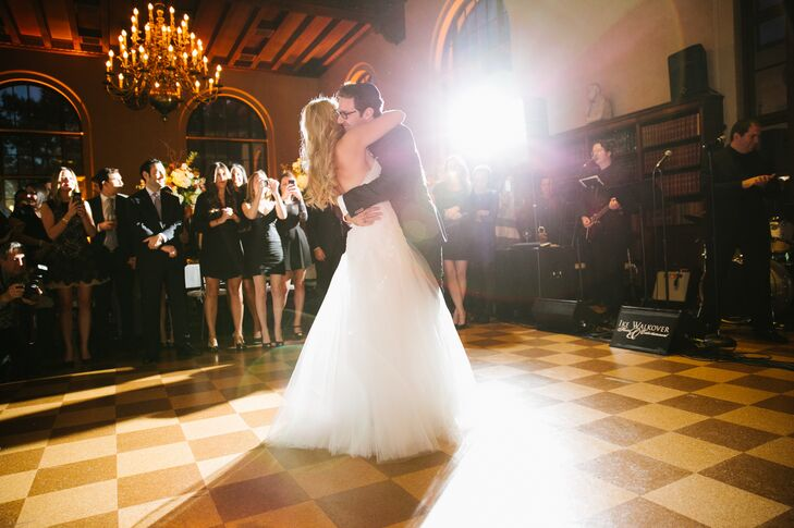 The First Dance at the New York Academy of Medicine