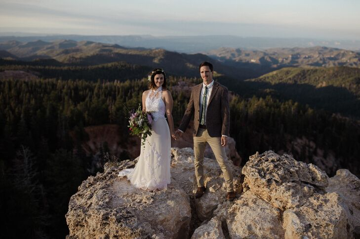 Duck Creek Village Utah >> A Woodland Diy Wedding At A Private Residence In Duck Creek