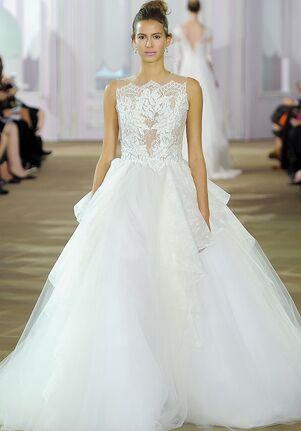 Ines Di Santo Souffle Ball Gown Wedding Dress