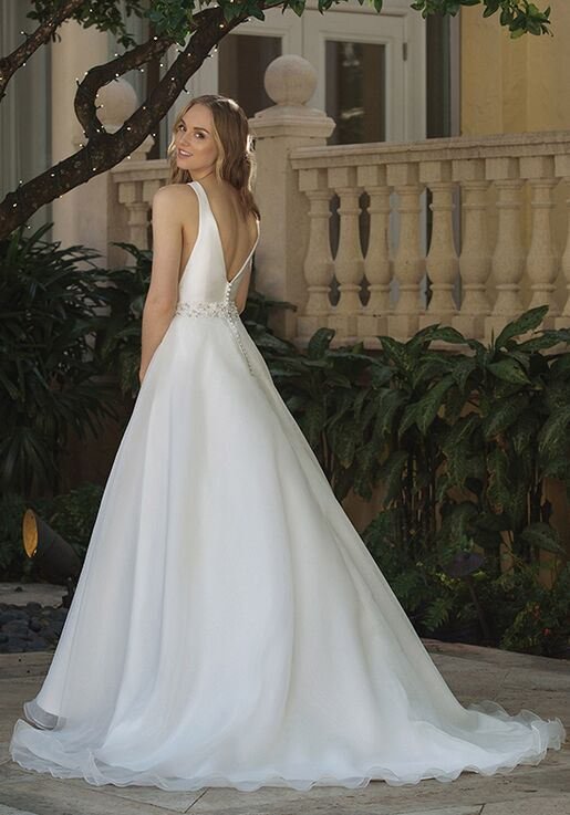 Sincerity Bridal 44083 Ball Gown Wedding Dress