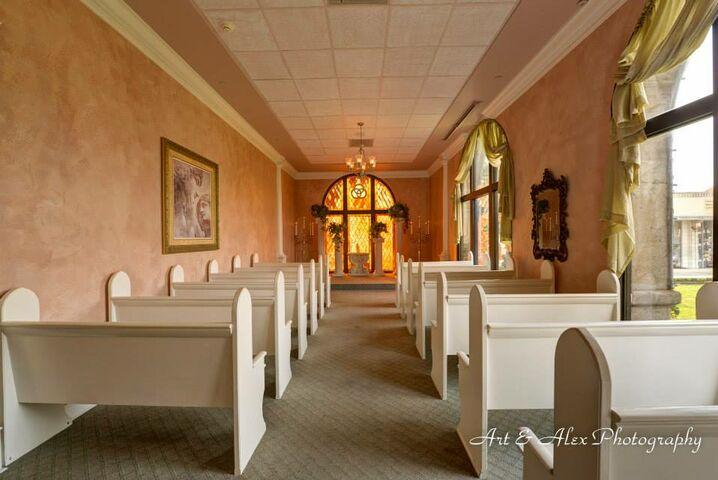 Amore Wedding Chapel St Augustine Fl