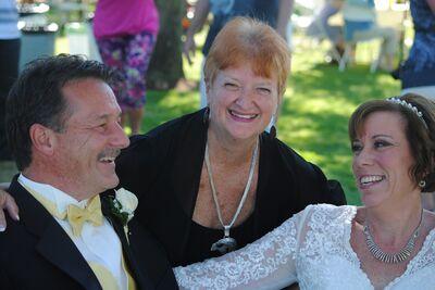 Anytime Anywhere Weddings - Rev. BJ Hesketh