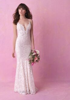 Allure Romance 3163 Sheath Wedding Dress