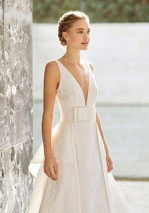 Rosa Clará Couture ELISABET A-Line Wedding Dress