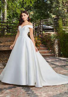 Casablanca Bridal 2401-2 Kensington Ball Gown Wedding Dress