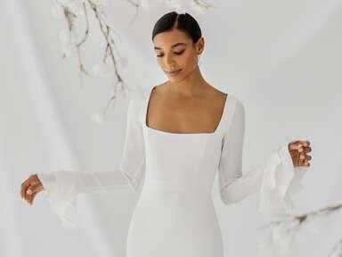Alexandra Grecco wedding gown