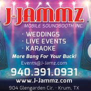Krum, TX Event DJ | J-Jammz Mobile Soundbooth