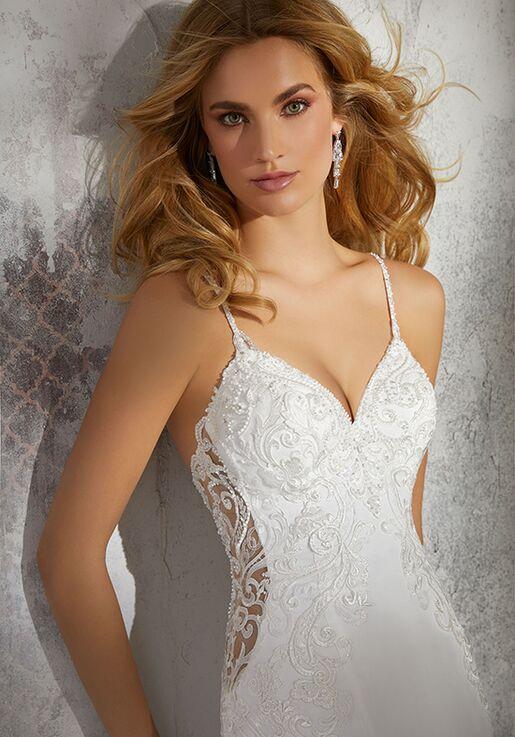 Morilee by Madeline Gardner 8283 / Lizzie Sheath Wedding Dress