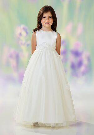 Full Length Flower Girl Dresses