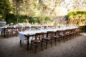 Long Tuscan Farm Dining Tables
