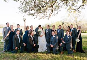 Understated, Elegant Texas Wedding