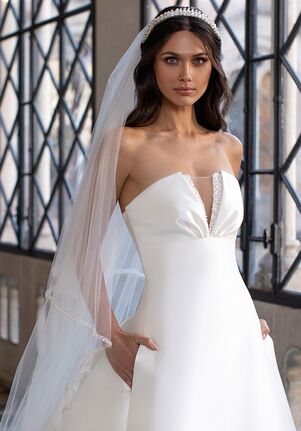 PRONOVIAS EMERSON A-Line Wedding Dress