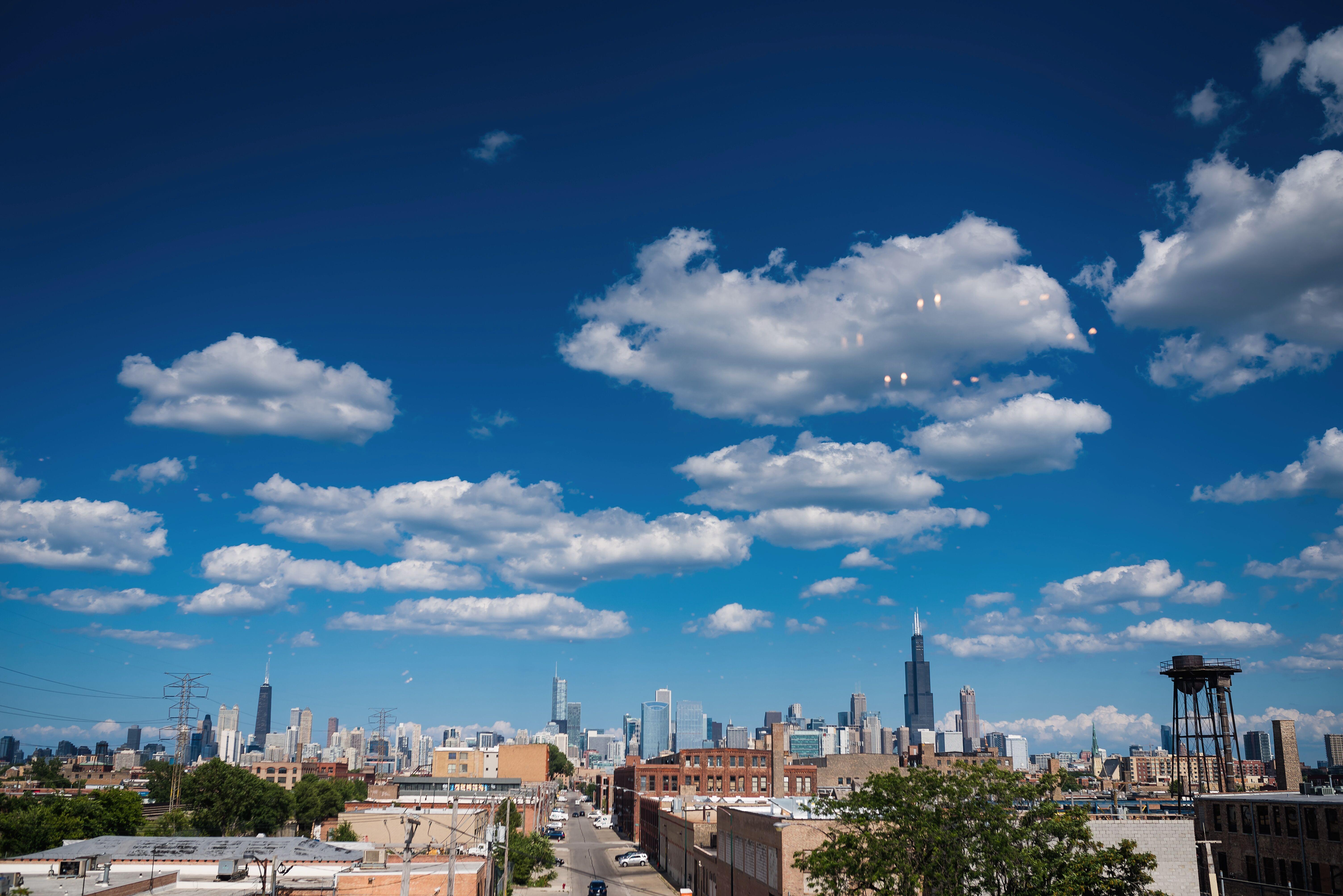 City View Loft Top Chicago Il Wedding Venue