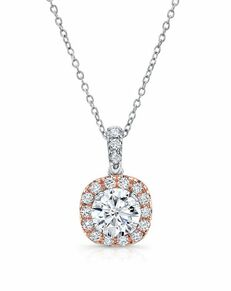 Uneek by Benjamin Javaheri LVN898WR-5.0RD Wedding Necklace photo