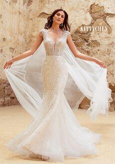 KITTYCHEN Couture ANDREA MOLLY, K1957 Mermaid Wedding Dress