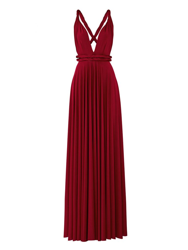 What to Wear to a Winter 2018 Wedding: 65 Guest Dresses