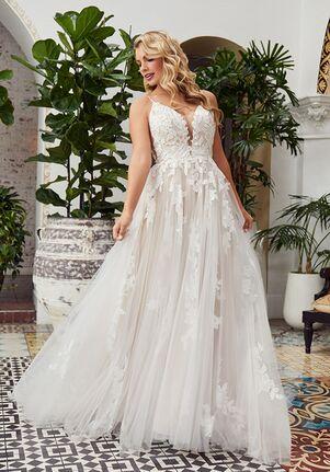 Beloved by Casablanca Bridal BL354 Callie A-Line Wedding Dress