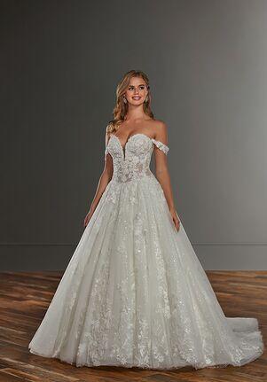 Martina Liana 1213 Ball Gown Wedding Dress