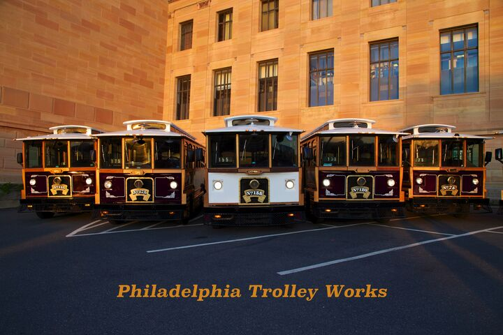 Philadelphia Trolley Works Philadelphia Pa