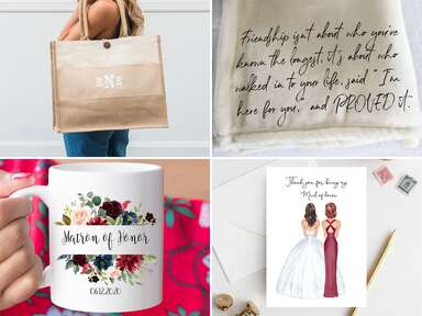 maid of honor gifts