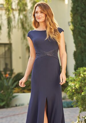 Jade Mother of the Bride by Jasmine J205058 Blue Mother Of The Bride Dress