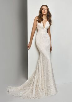 Beautiful BT19-12 Mermaid Wedding Dress