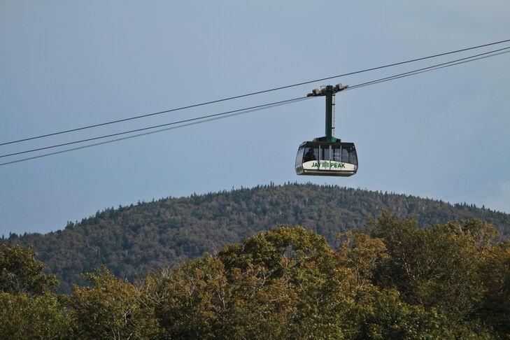 Jay Peak Gondola Lift