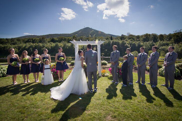 Jay Peak Mountain Ceremony
