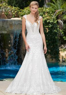 KITTYCHEN Couture FELICITY, K1719 Sheath Wedding Dress