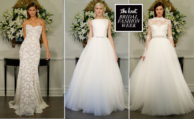 Romona Keveze Legends Wedding Dresses Fall 2015 | Blog.theknot.com