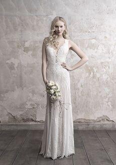 Madison James MJ467 Sheath Wedding Dress
